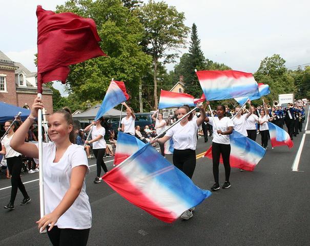Labor Day Parade Unites Community, Celebrates Volunteers