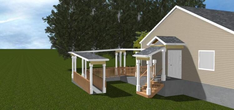 Home Depot Grant Will Help Vfw Members Rebuild Entryway