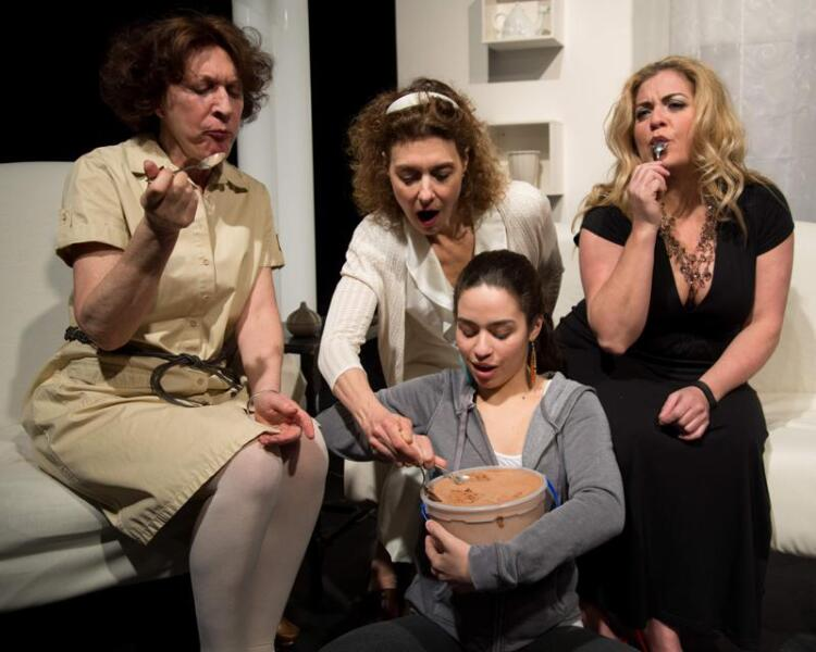 Theater Review: Ruh's 'Clean House' Is Good In Ridgefield