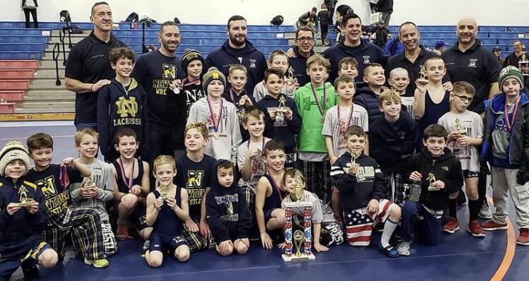 Elementary And Middle School Wrestlers Win Western