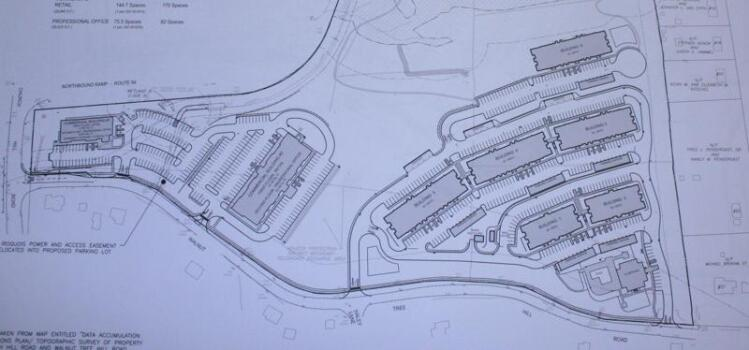 Multifamily/Commercial Complex Proposed For Exit 10 Area